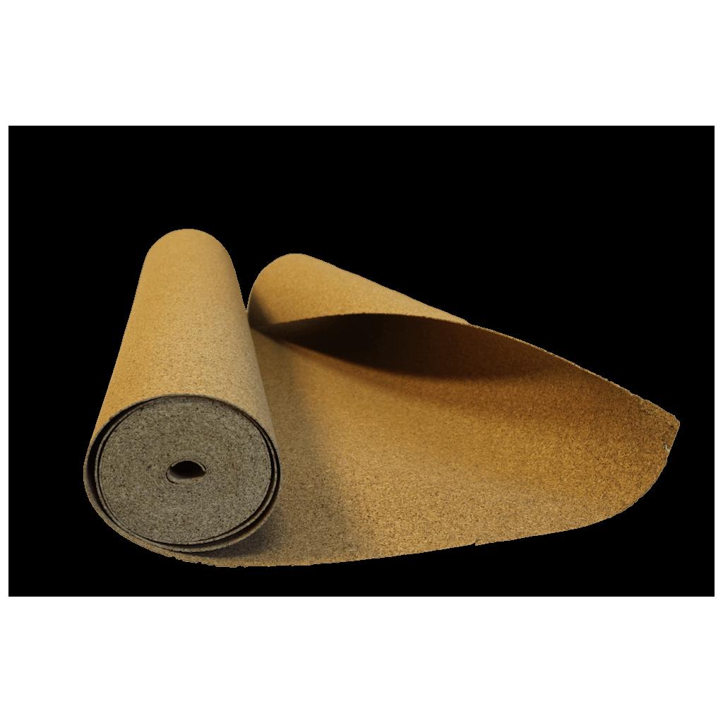 15 m/² Rouleau de li/ège de 6 mm Pour isolation acoustique