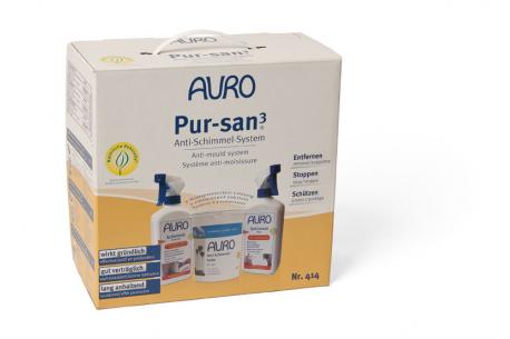 Système anti-moisissure AURO Pur-San 414