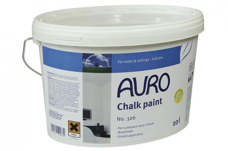 Peinture à la chaux blanche n°326 AURO
