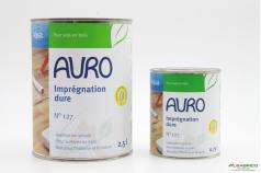 Imprégnation dure pour sol n°127 AURO - Groupe 2 conditionnements