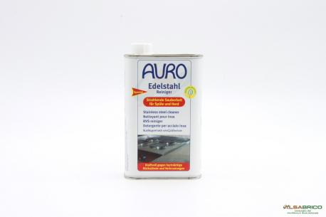 Nettoyant pour inox  n°663 AURO - Pot de 0.5L Face