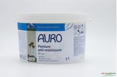 Peinture anti-moisissures AURO n°327 - Pot de 5kg Face