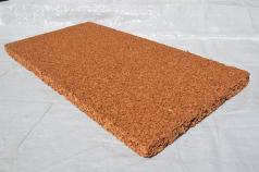 Panneau en liège naturel isolant thermique et phonique ALSACORK
