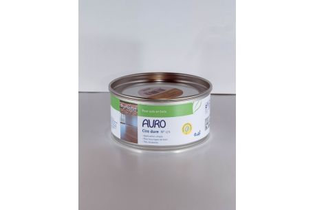 Cire Dure n°171 Baume Anti-Salissure AURO - Pot de 0.4L
