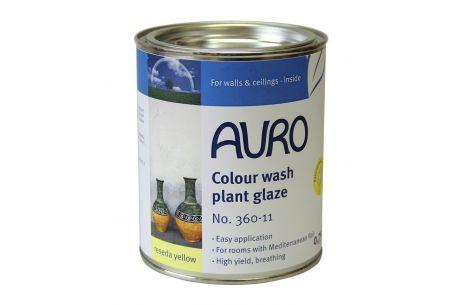 Lasure murale végétale AURO n°360