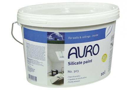 Peinture au silicate AURO n°303