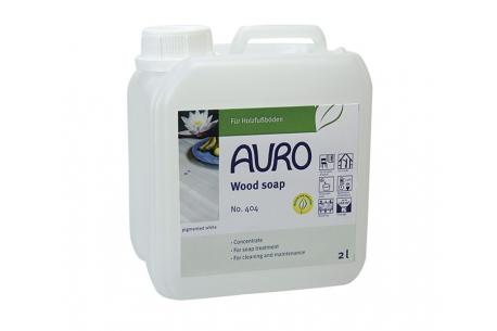 Solution alcaline blanche pour bois n°404 AURO