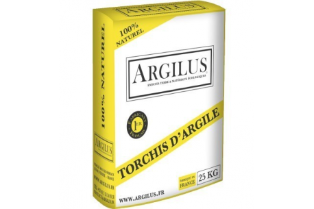 Enduit de torchis à l'argile ARGILUS - Alsabrico