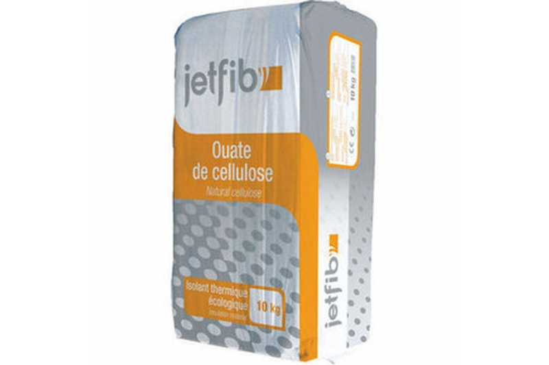 jetfib ouate de cellulose en vrac d verser et. Black Bedroom Furniture Sets. Home Design Ideas