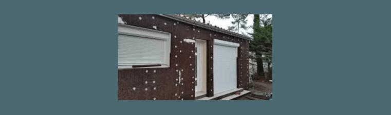 Isolation de façade